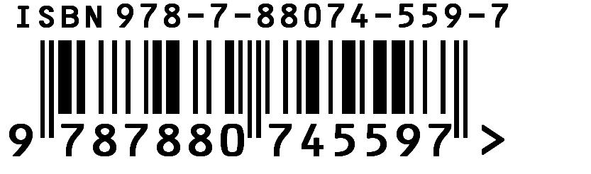isbn书号条码